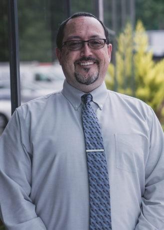 Geoffrey Reynolds, CPA